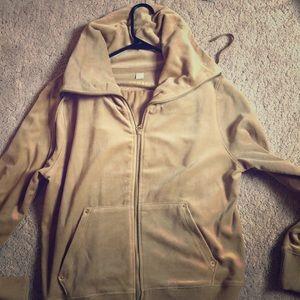 NWT Michael Kors Track Suit!
